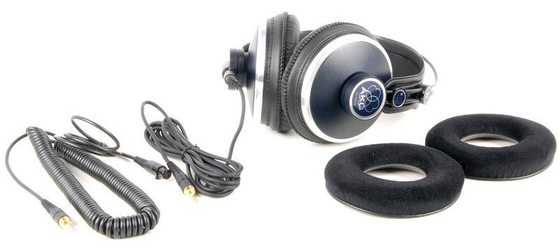 [Test longue durée] Casque audio AKG K271 MKII