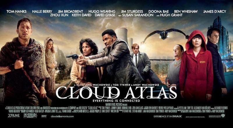 [Critique Ciné] Cloud Atlas