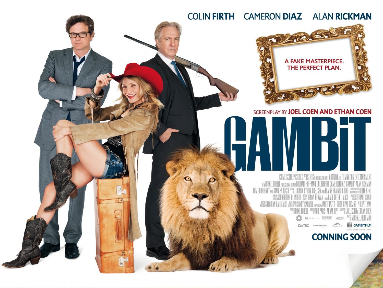 [Critique Ciné] Gambit, arnaque à l'anglaise