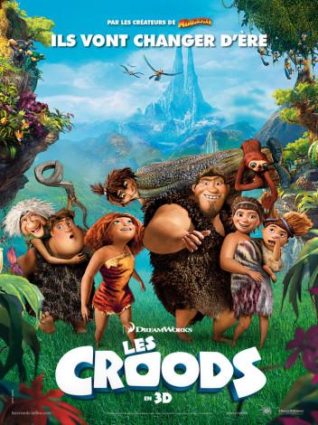 Les Croods, dans vos salles le 10 avril 2013