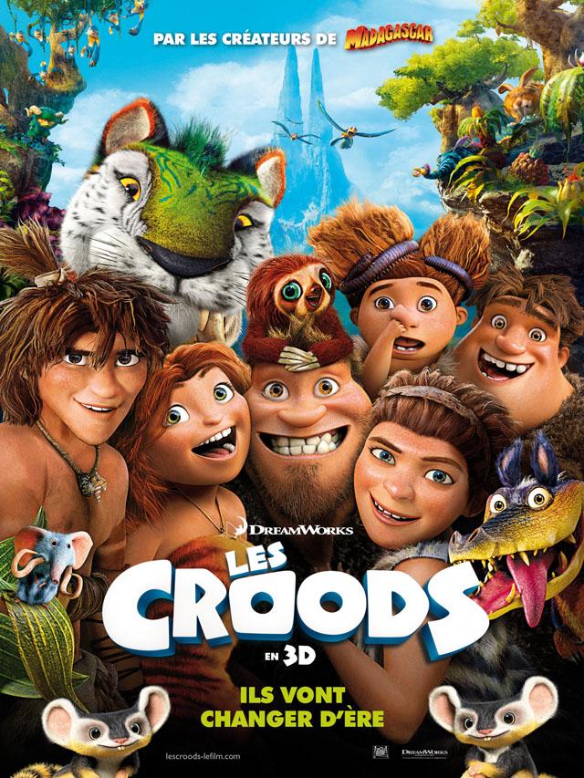 [Critique ciné] Les Croods