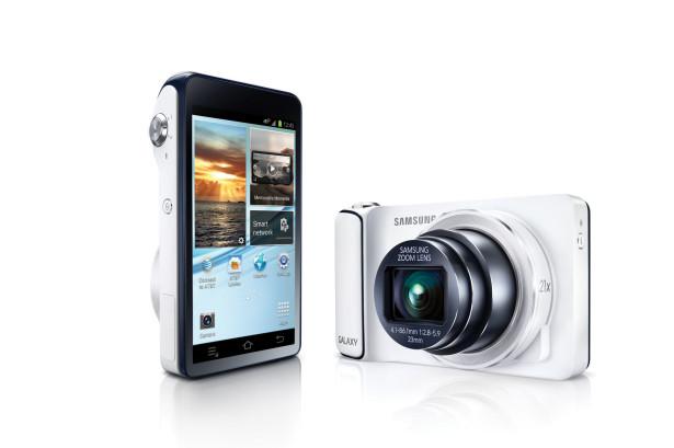 Le résultat d'un amour passionné entre Android et un appareil photo..