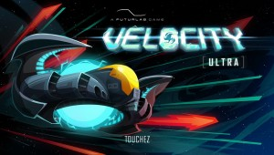 [Vie de Gamer] PS VITA Velocity Ultra