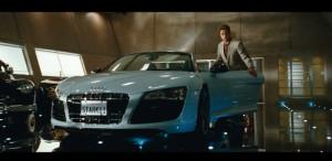 [Cinéma] Audi, le cinéma et Iron Man
