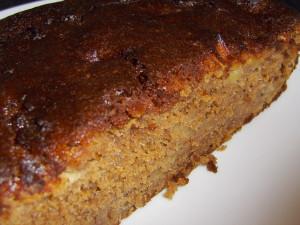 [Vie de Gourmand] Gâteau à la farine de châtaigne