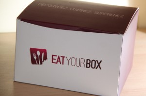 [Découverte gourmande] La Eat your box