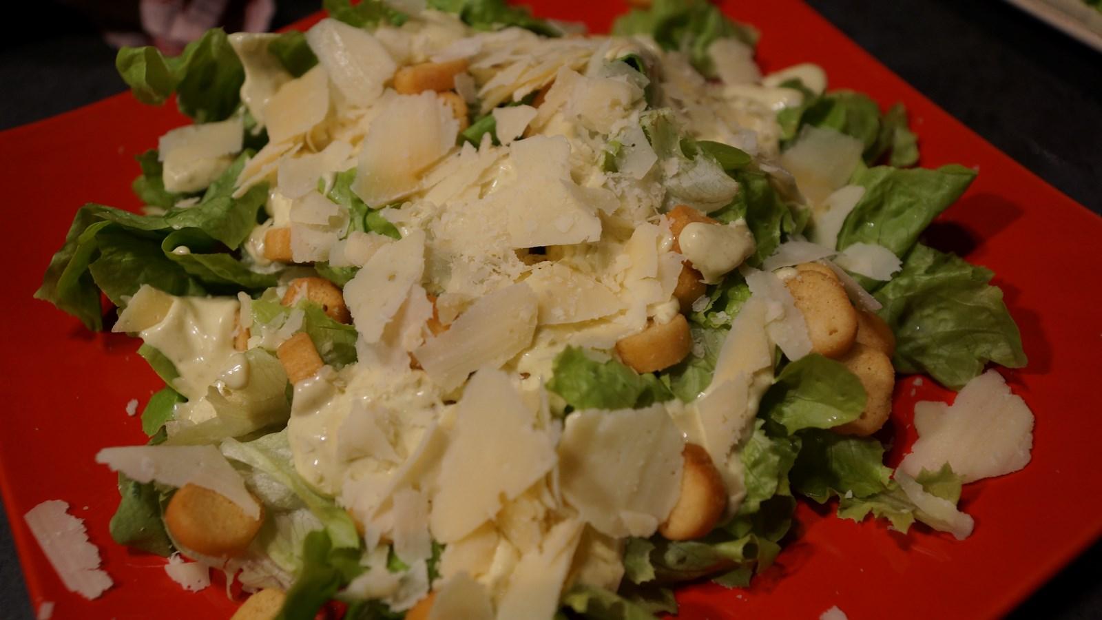[Vie de Gourmand] La salade César