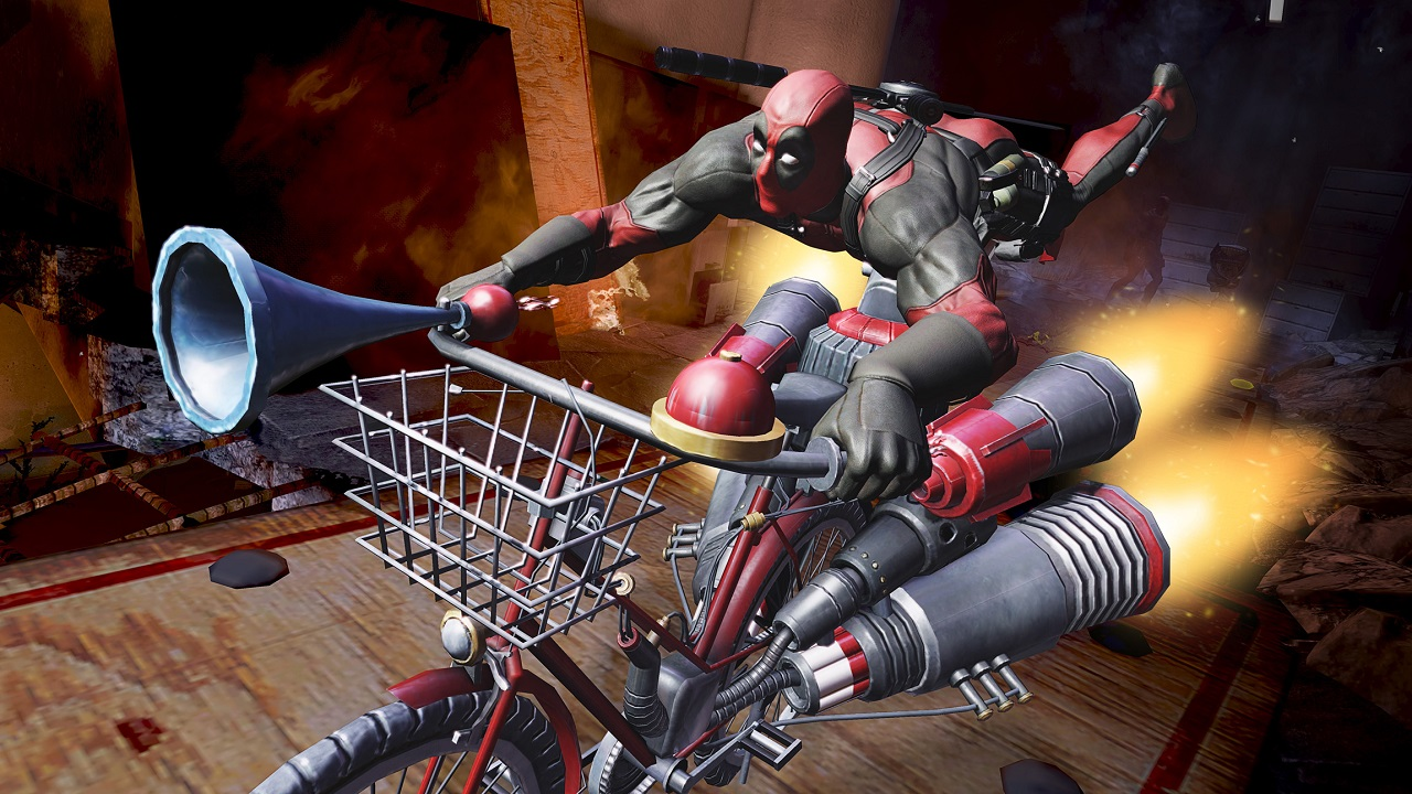 [Vie de Gamer] Deadpool, le jeu WTF!