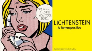 [Critique Expo] Roy Lichtenstein