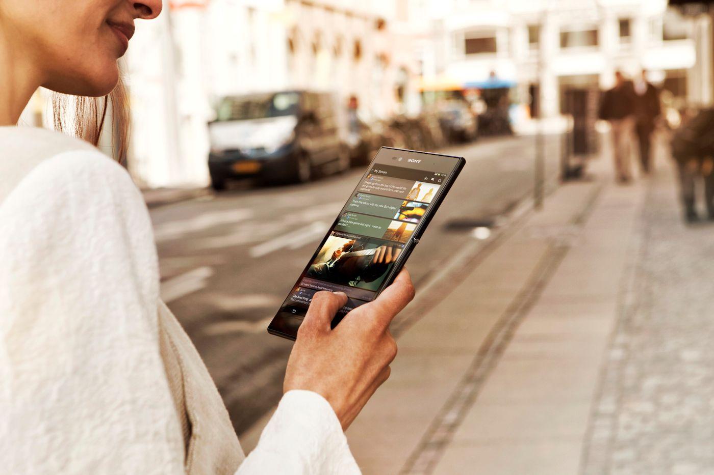 [Preview] Sony Xperia Z Ultra ( vidéo)