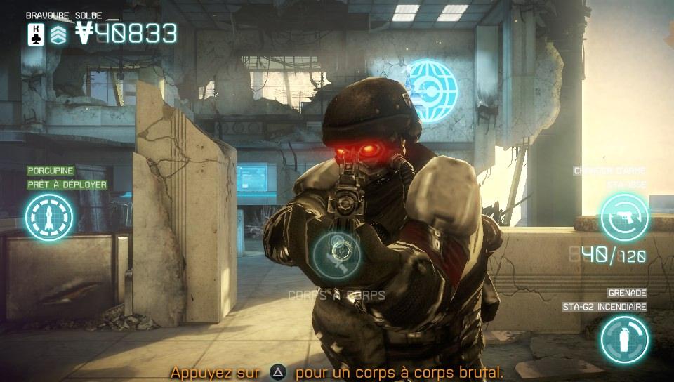 [Vie de Gamer] PS VITA Killzone Mercenary