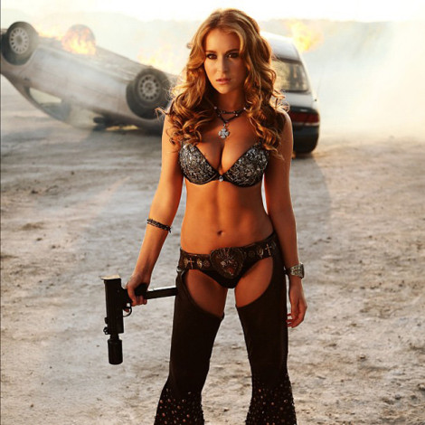 Machete Kills - Alexa Vega