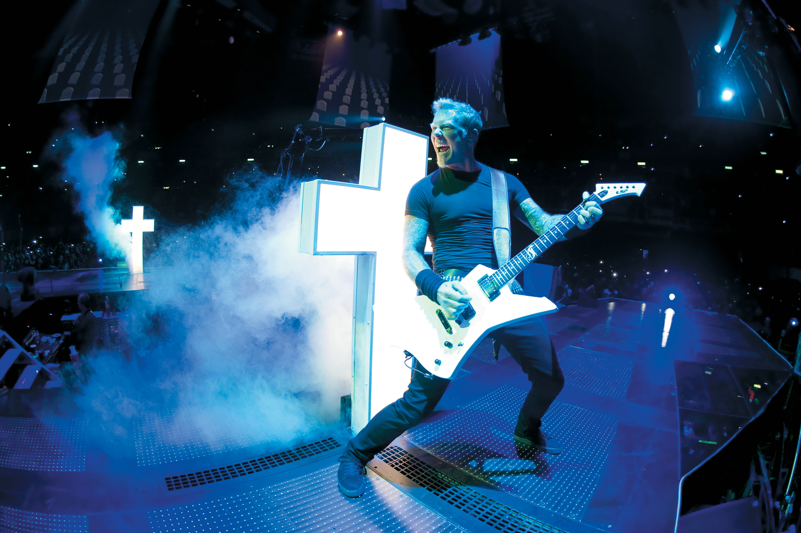 [Critique ciné] Metallica – Through the never (le film/concert en 3D)