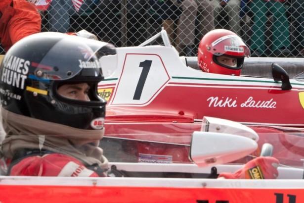 Rush : la rivalité légendaire entre Niki Lauda et James Hunt