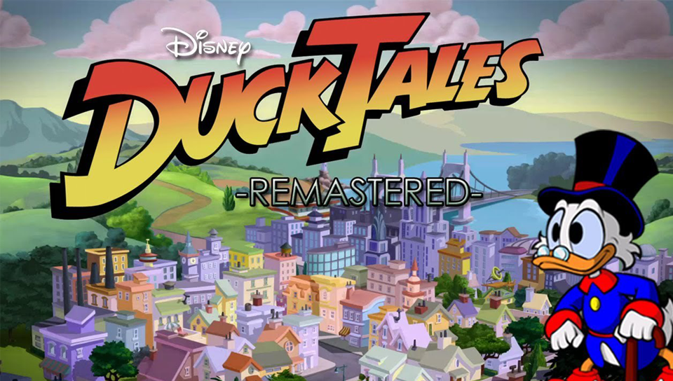 [Vie de Gamer] PS3/360/Wii U Ducktales Remastered