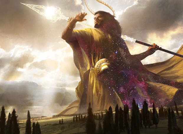 [Vie de Gamer] Magic the Gathering : Théros