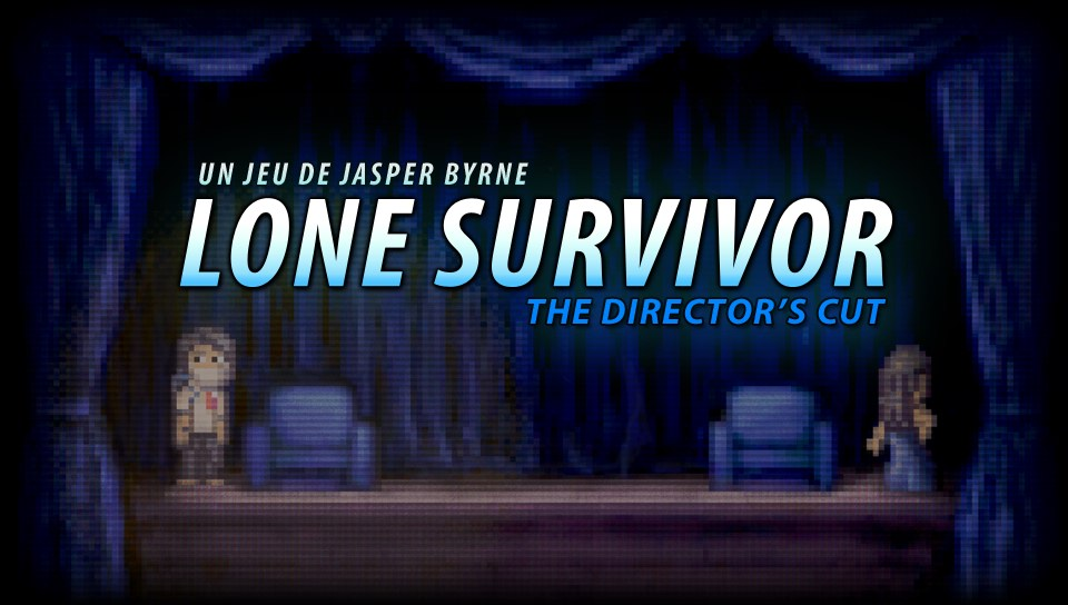 [Vie de Gamer] PS VITA / PS3 Lone Survivor