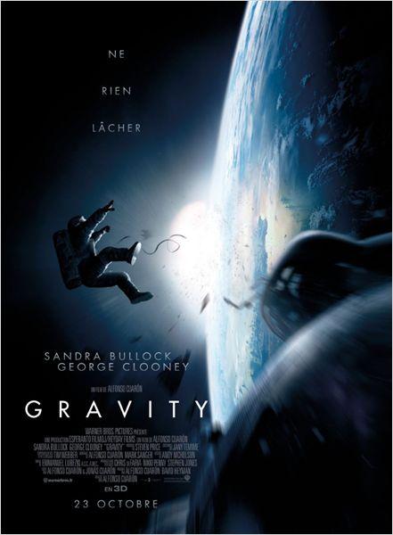 [Critique Ciné] Gravity