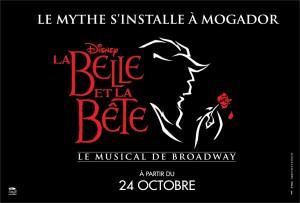 [Critique Spectacle] La belle et la bête, le musical