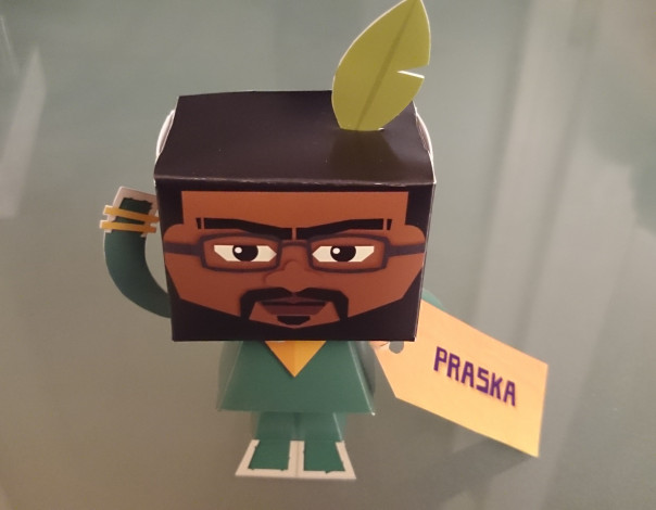 [Buzz Kit] Tearaway PaperToy