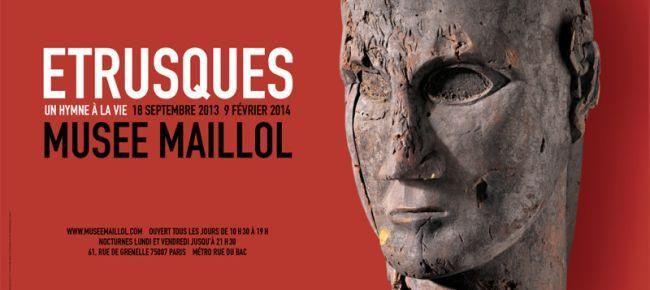 [Critique Expo] A la découverte des Etrusques au Musée Maillol