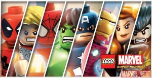 [Vie de Gamer] Lego Marvel Super Heroes PS3