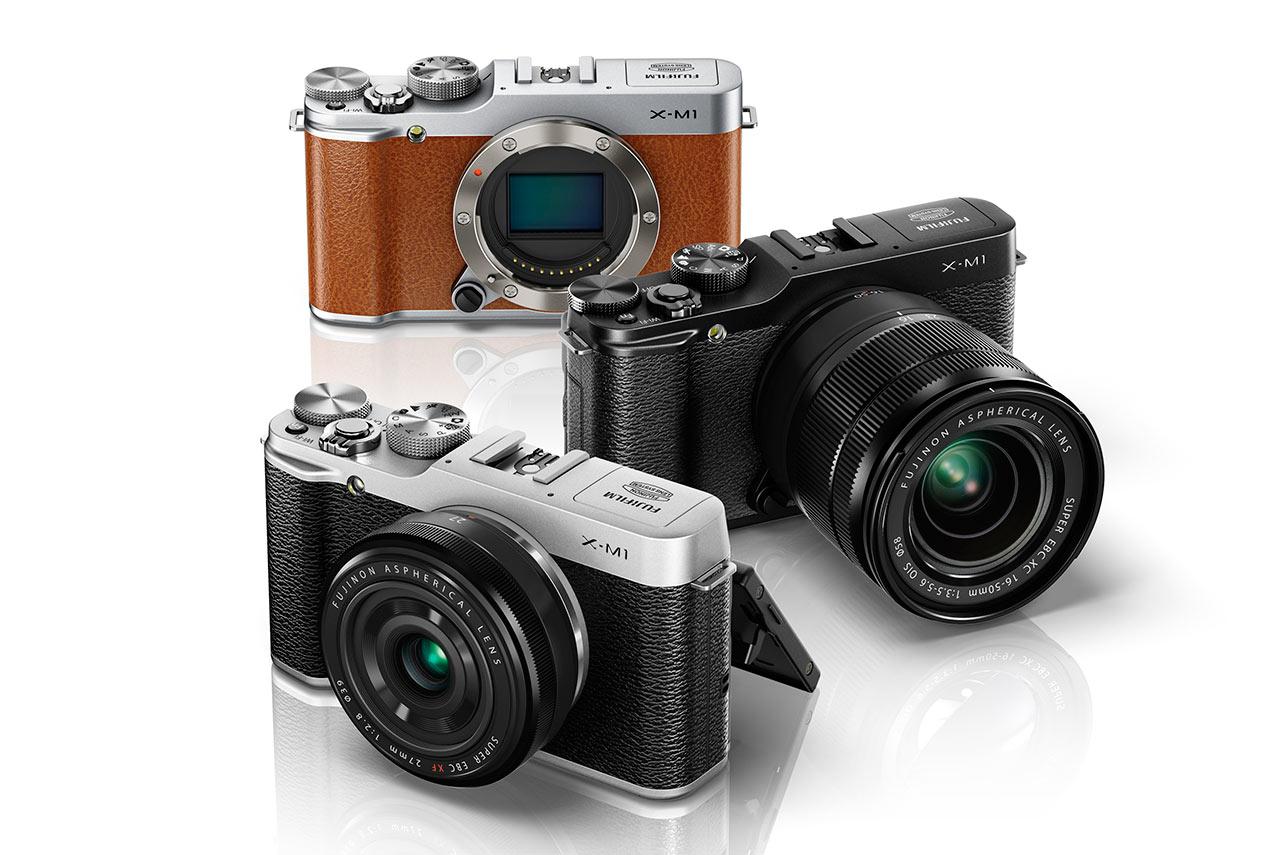 [Avis] Fujifilm XM-1