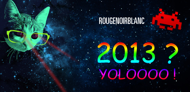[2013] RougeNoirBlanc