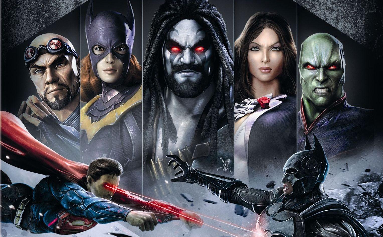 [Vie de Gamer] Injustice Ultimate Edition sur PS4