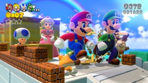 [Vie de Gamer] Super Mario 3D World Wii U