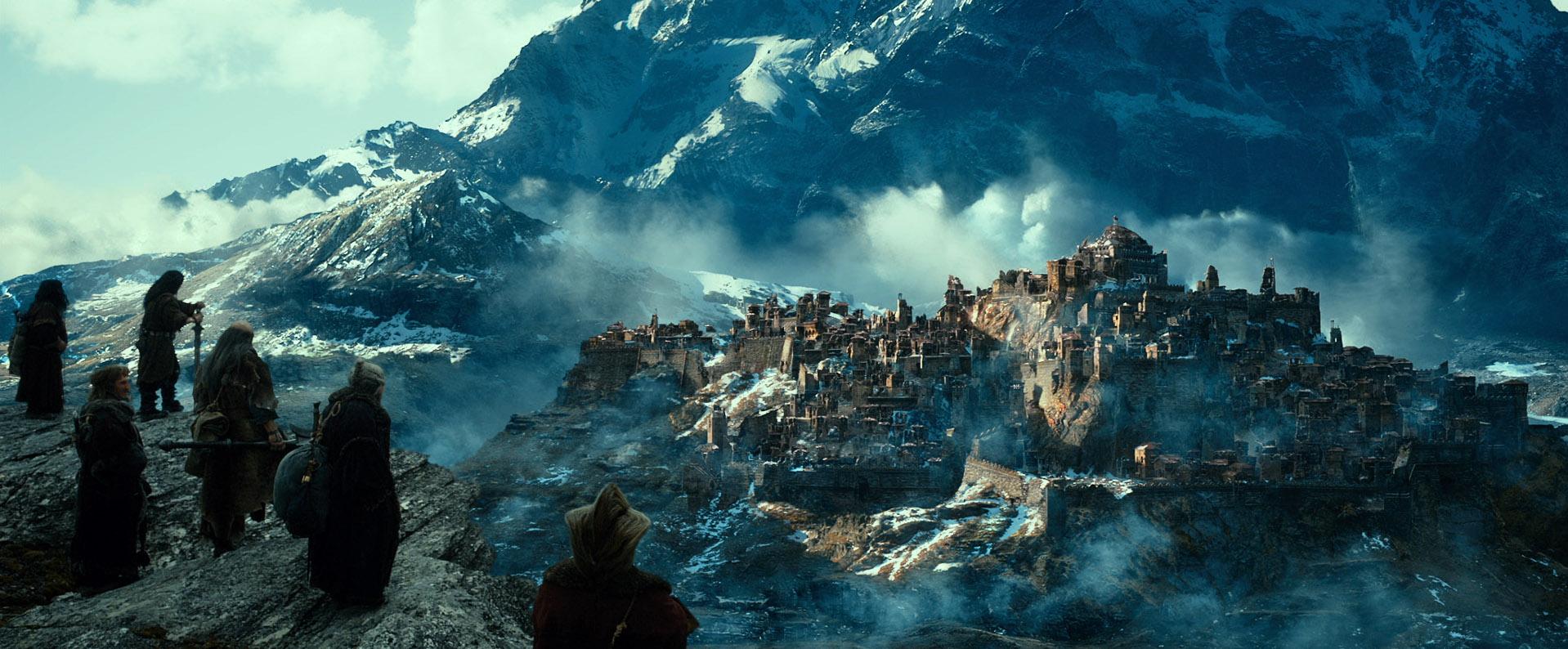 [Vie de Ciné] Le Hobbit : la Désolation de Smaug