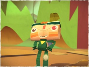 [Vie de Gamer] Tearaway sur PS Vita