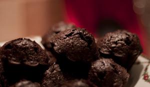 [Vie de Gourmand] Mi-cuits au chocolat noir