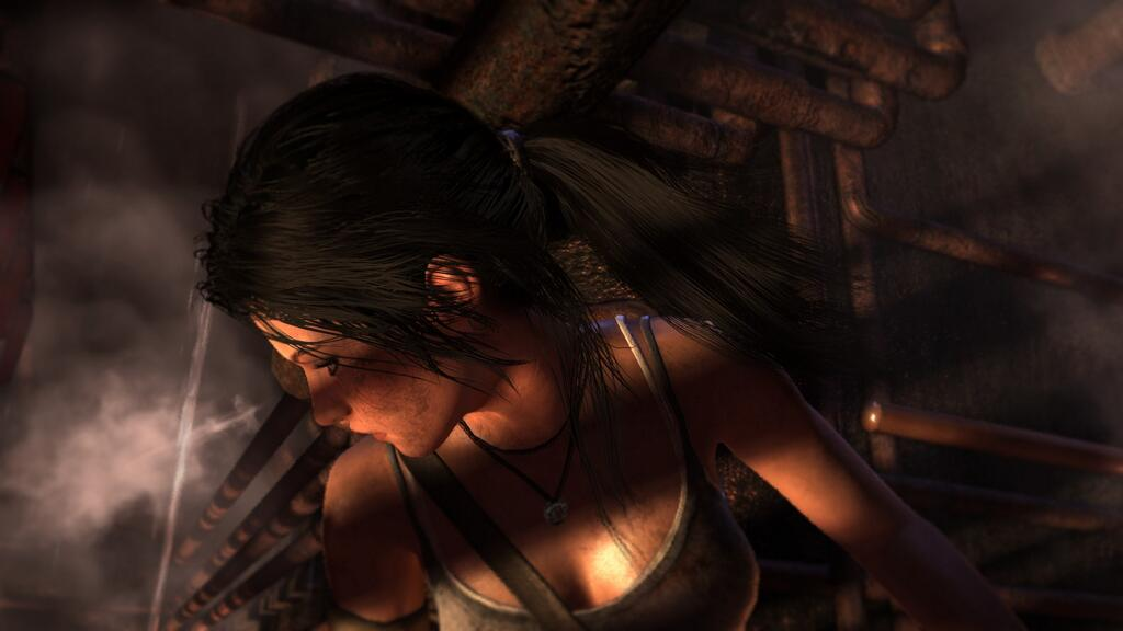 [Vie de Gamer] Tomb Raider definitive edition PS4