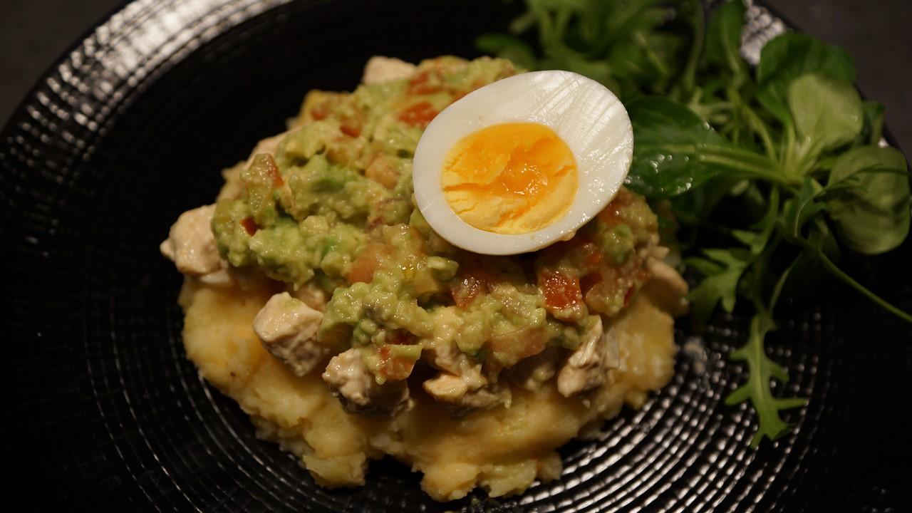 [Vie de Gourmand] Causa rellena de pollo