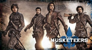 [Découverte série] The Musketeers