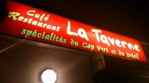 [Critique Resto] La Taverne du Brésil et du Cap Vert