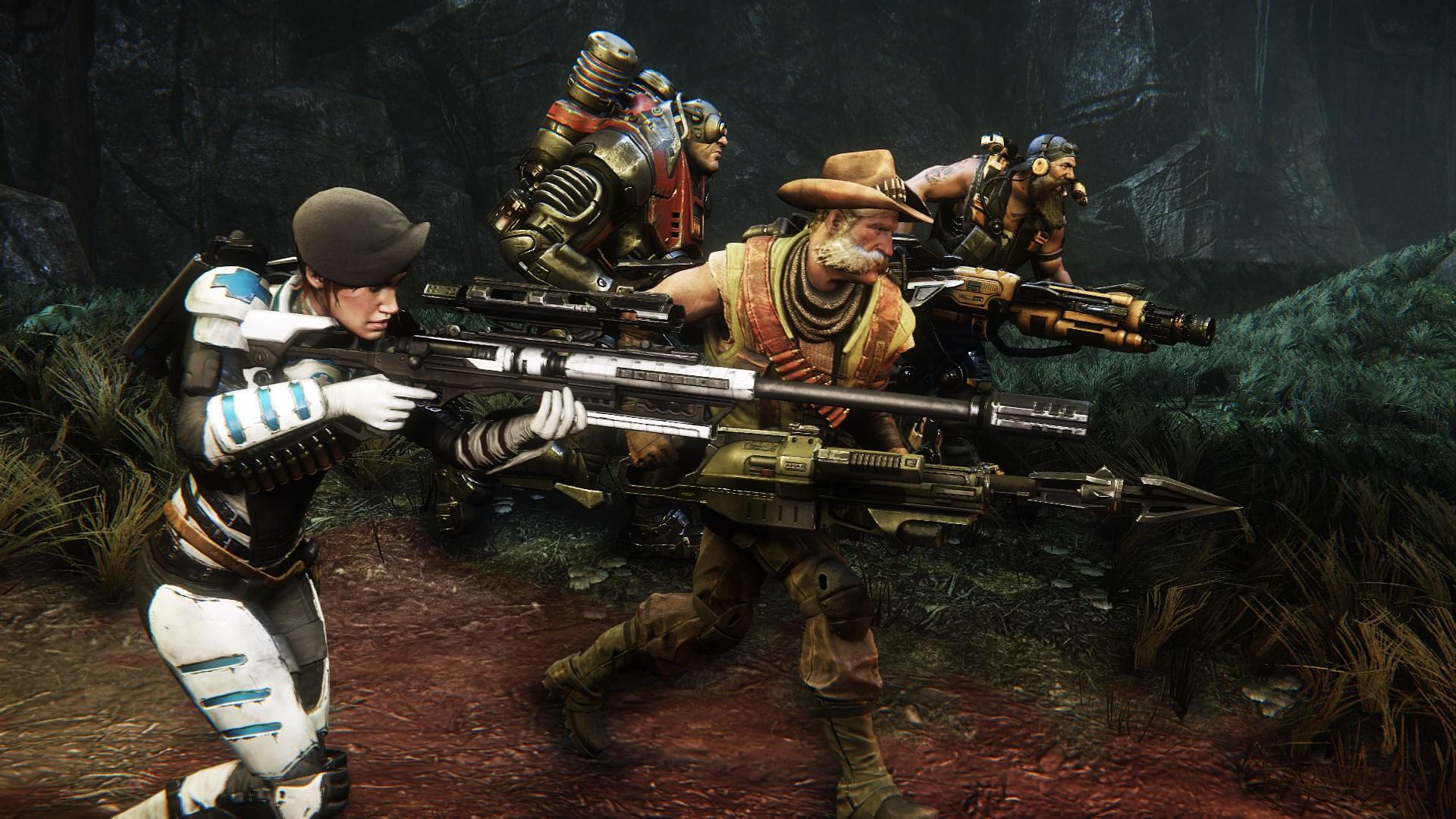 [Vie de Gamer] Evolve – Le plaisir de la chasse (Wraith)