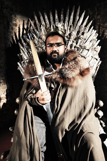 #ArméeTyrell #GOTWAR Gagne ta place pour l'AVP Game Of Thrones !