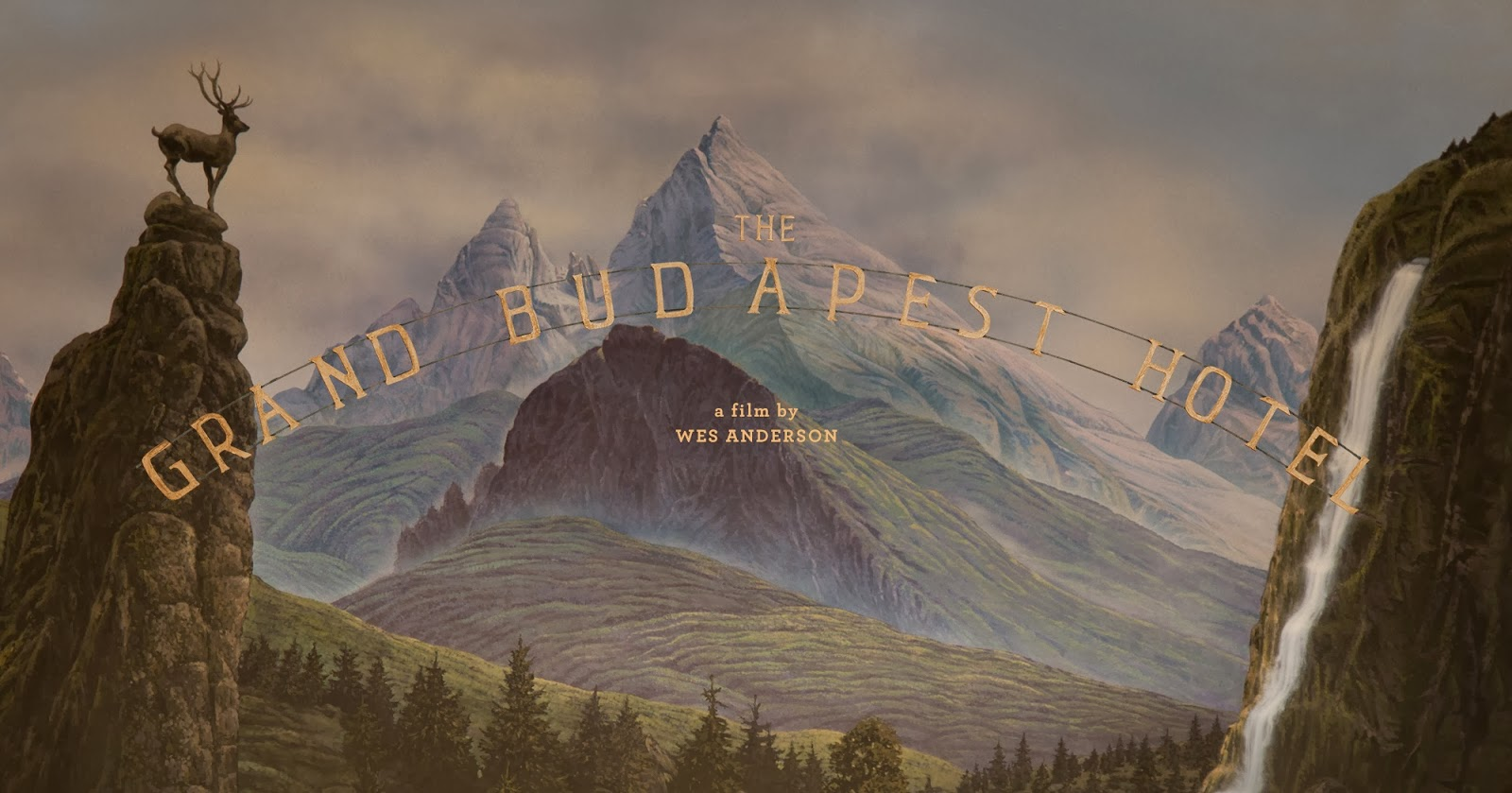 [Critique Ciné] The Grand Budapest Hotel