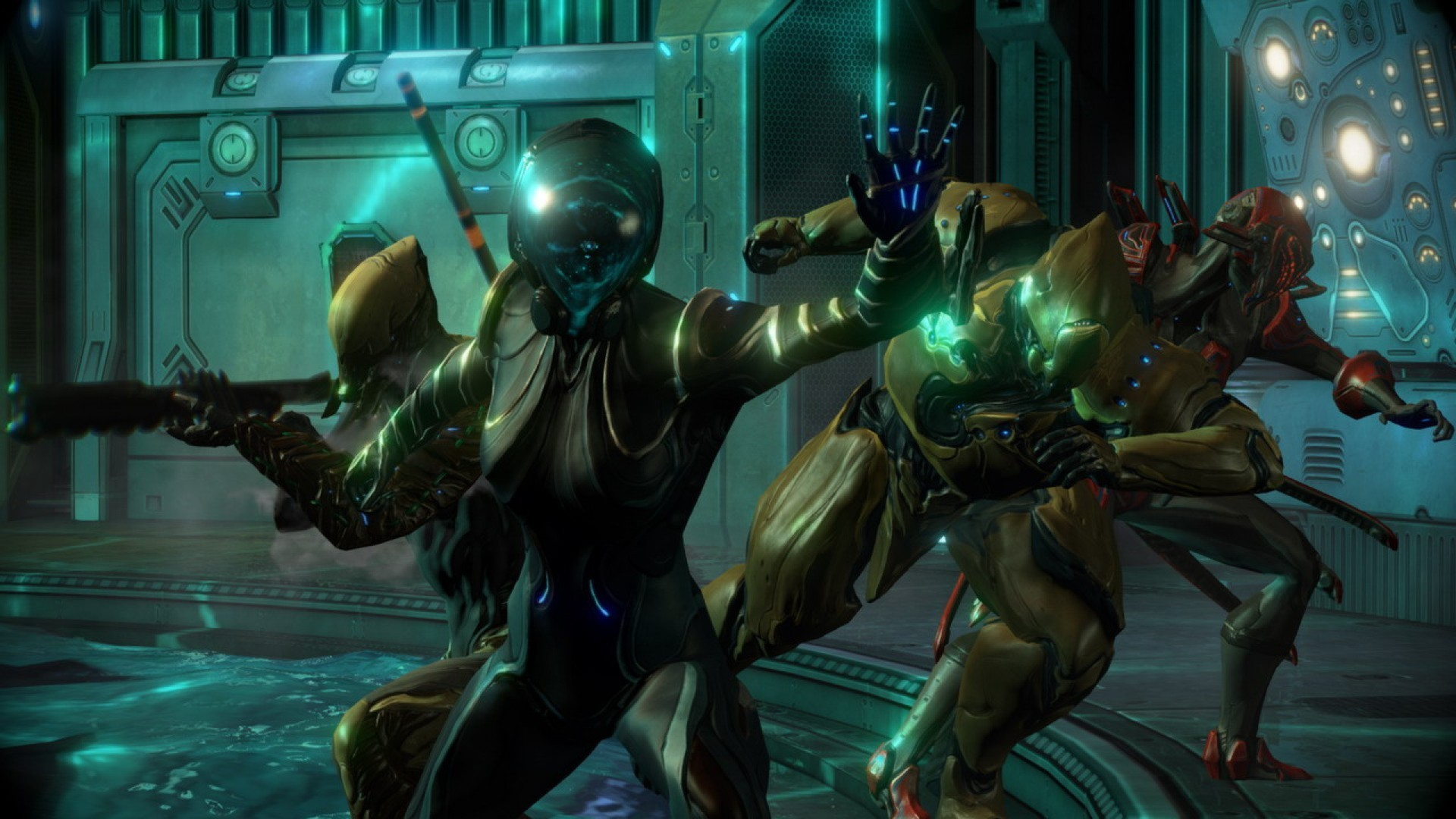 [Vie de Gamer] Warframe, le TPS free-to-play