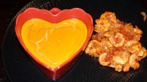 [Vie de Gourmand] Flans à la tomate et au basilic