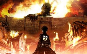 [Avis Anime Japonais] L'Attaque des Titans – Shingeki no Kyojin