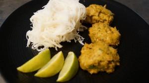 [Vie de Gourmand] Croquettes épicées poulet crevette