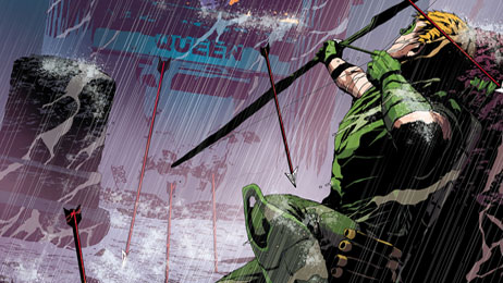 [Critique Comics] Green Arrow tome 1 – Machine à tuer