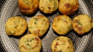 [Vie de Gourmand] Mini frittatas à la pancetta