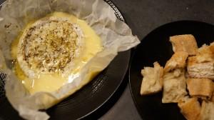 [Vie de Gourmand] La fondue de camembert
