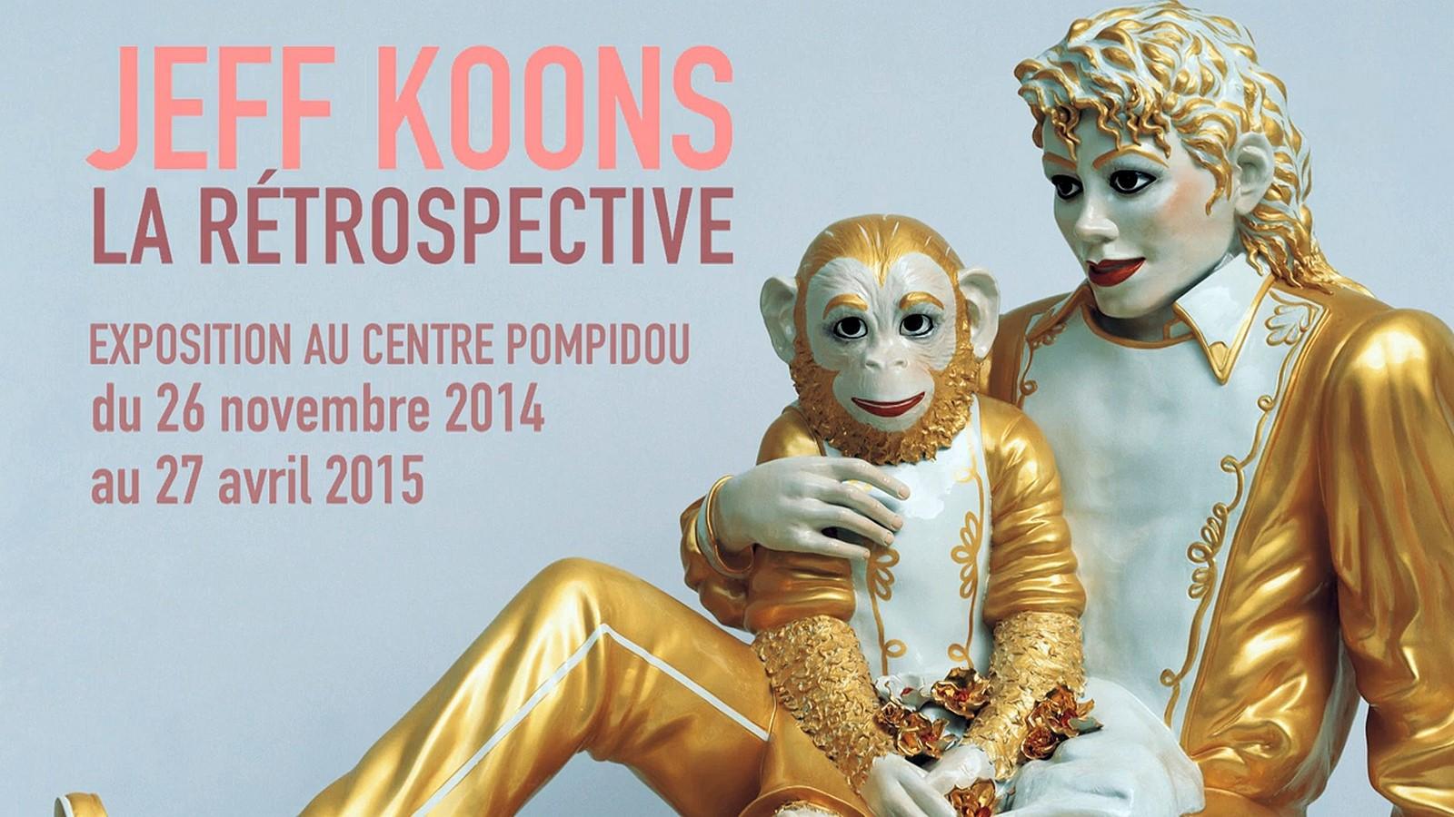 [Critique Expo] Jeff Koons