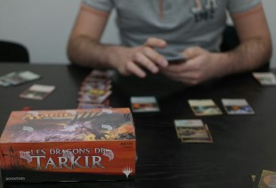 [Vie de Gamer] Les dragons de TARKIR ( MAGIC )