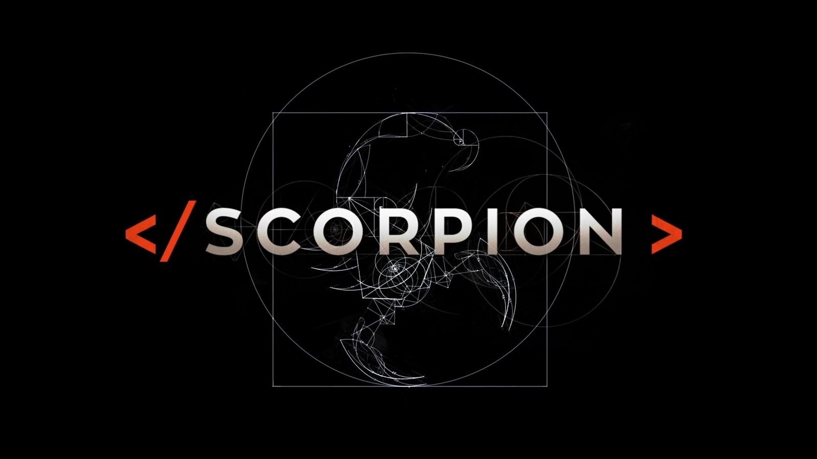 [Découverte Série] Scorpion